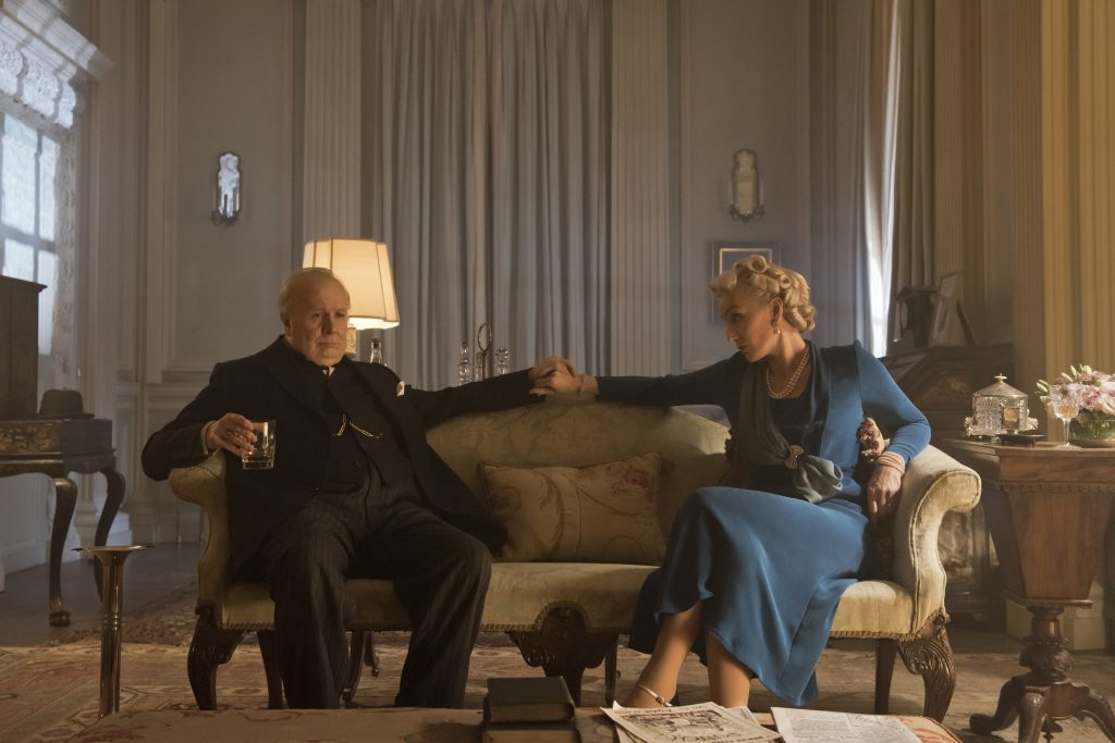 darkest hour production design film set decoration
