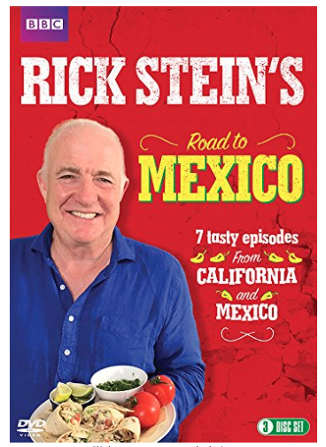 Rick Steins Road to Mexico DVD