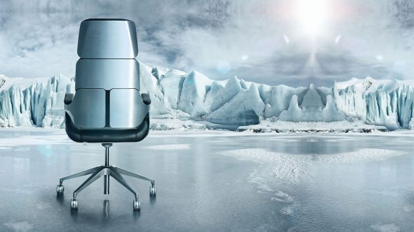 From gaming chair in Black Mirror to executive office in Bond, the Interstuhl Silver Chair is a high tech hero