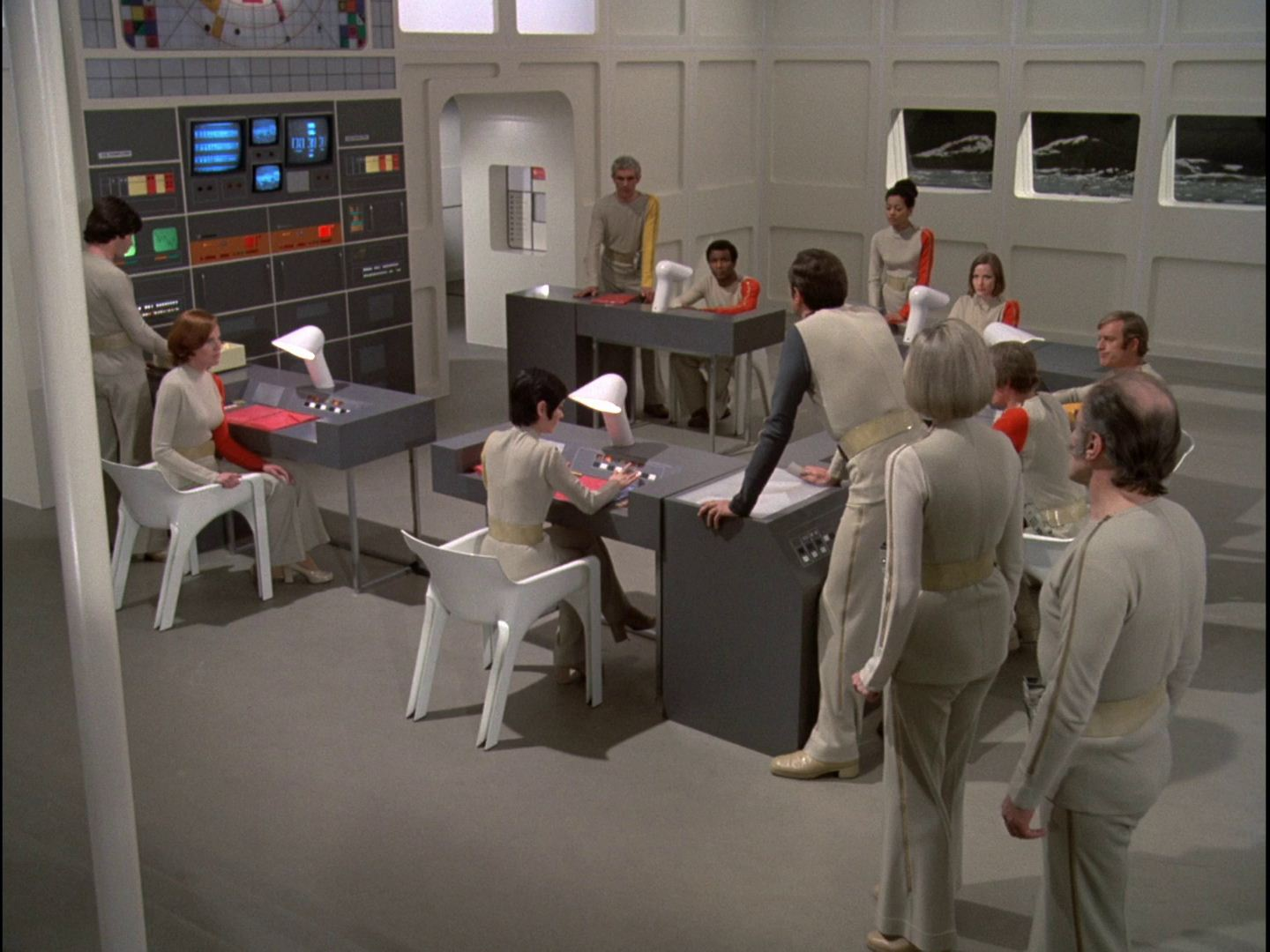 Space 1999 Film And Furniture