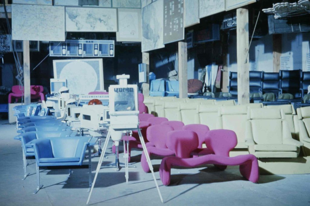 djinn chairs in 2001 a space odyssey storage