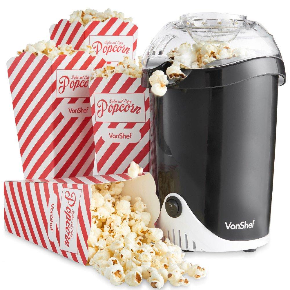 VonShef popcorn maker