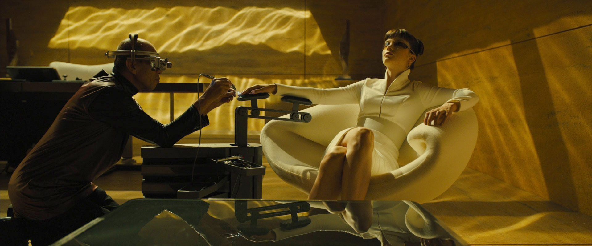 Life Imitates Art 6 Key Artefacts In Blade Runner 2049 And The Decorating Ideas To Hide A Fuse Box Hidden Stories They Tell Film Furniture