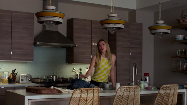 #FFFind: Trish's kitchen pendant lights in Jessica Jones
