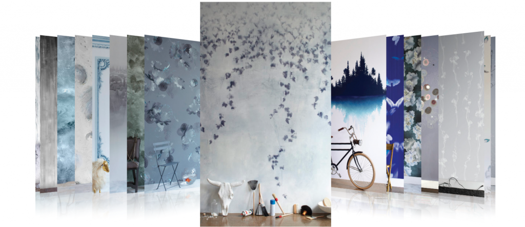 Trove wallcovering collection from Trove