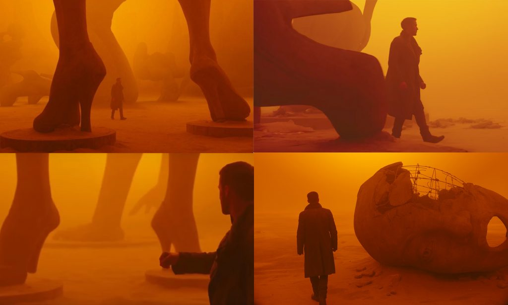 blade-runner-2049-las-vegas-sculpture