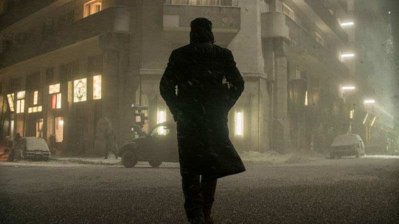 Weather is as important in Blade Runner 2049 as it is in the original film