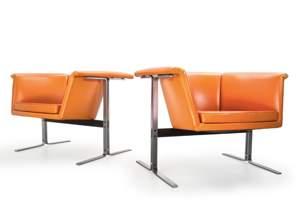 2001-a-space-odyssey-conference-chairs-Lounge Chairs by Geoffrey Harcourt for Artifort