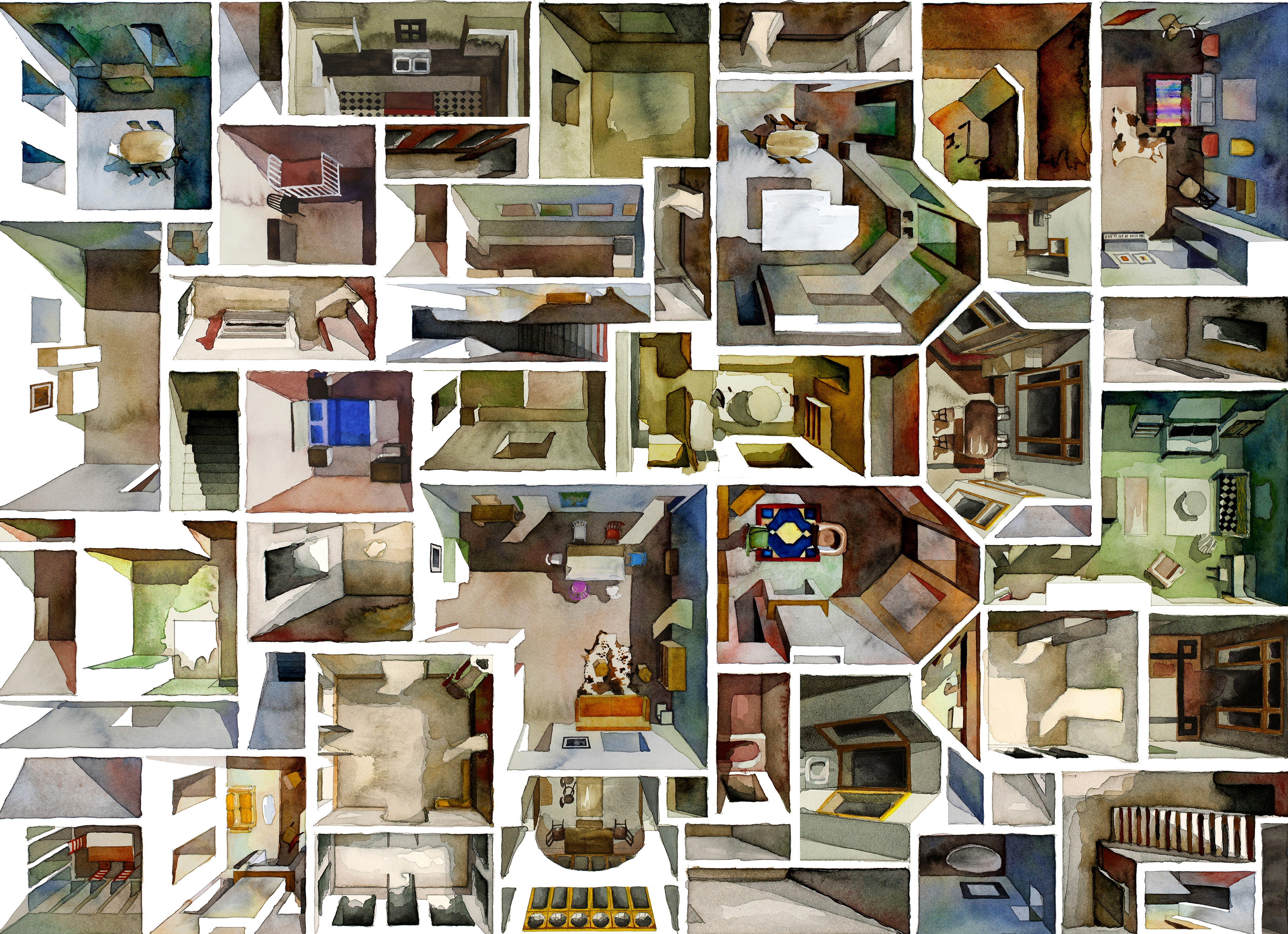 Mesmerising Film Set Floor Plans And Win Your Own Signed Art Print Film And Furniture