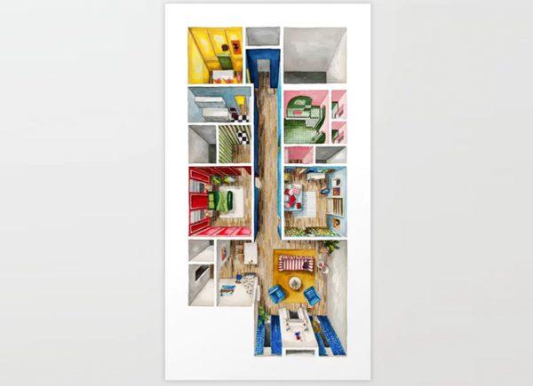 la-la-land-apartment-art-print-floor-plan-croissant