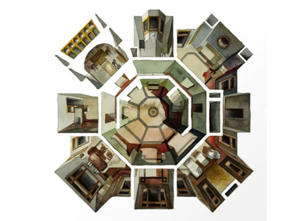 Mother Art Print By Floor Plan Croissant Film And Furniture