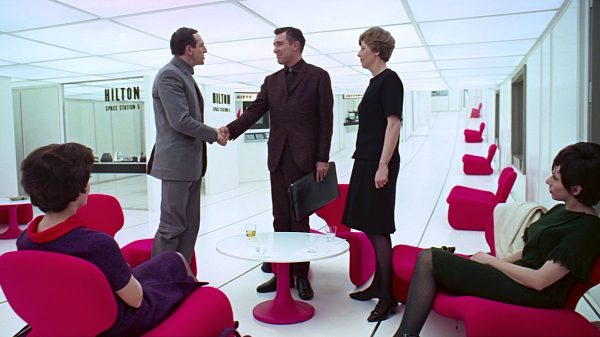 Exclusive! An original '2001' Djinn chair from Kubrick's film set has emerged and settles a debate