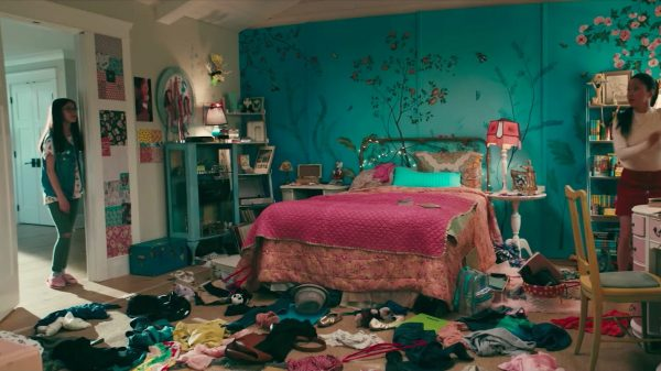 How to get the Lara Jean look: Exclusive interview with 'To All The Boys I've Loved Before' Production Designer