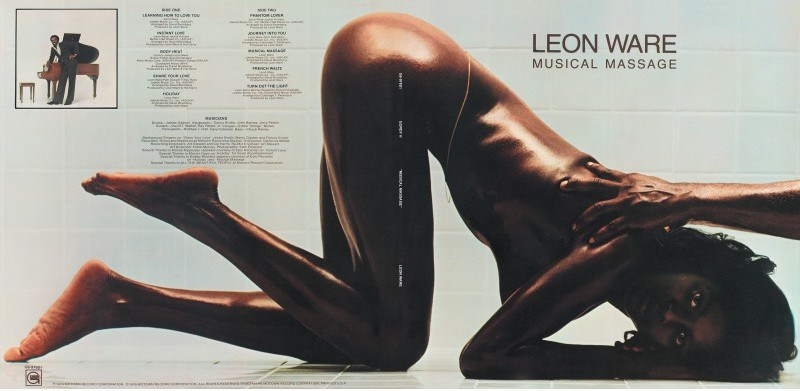 Leon Ware, Musical Massage album cover
