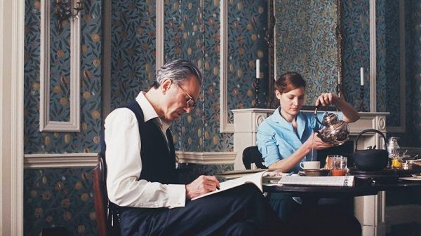 #FFFind: The wondrous wallpaper in Phantom Thread