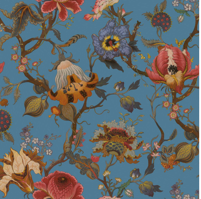 Artemis by House of Hackney. Available from Wallpaper Direct