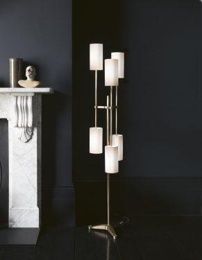Pugil Floorlamp by Bert Frank.