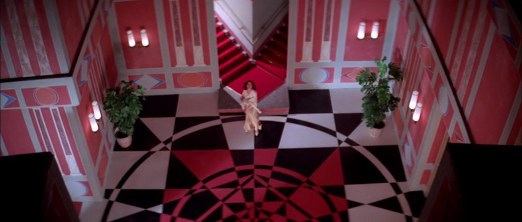 suspiria film set design