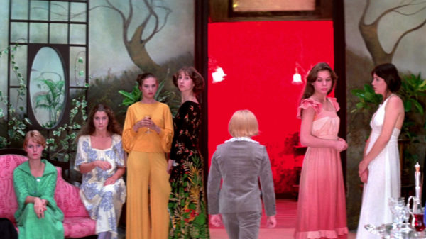 Suspiria: A chromatic journey through Dario Argento's horror classic
