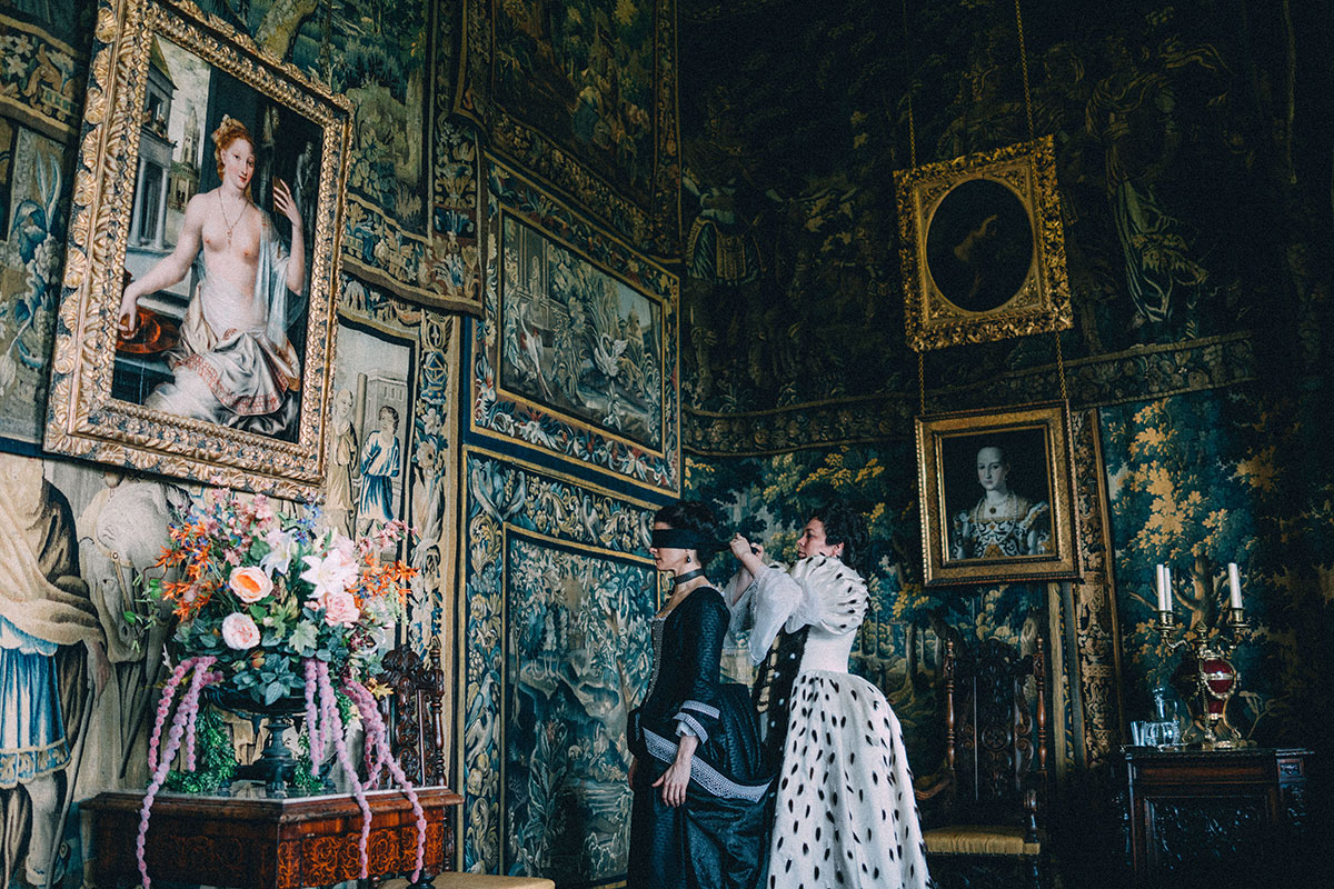 The-Favourite production design