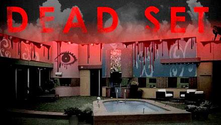 Dead Set film set