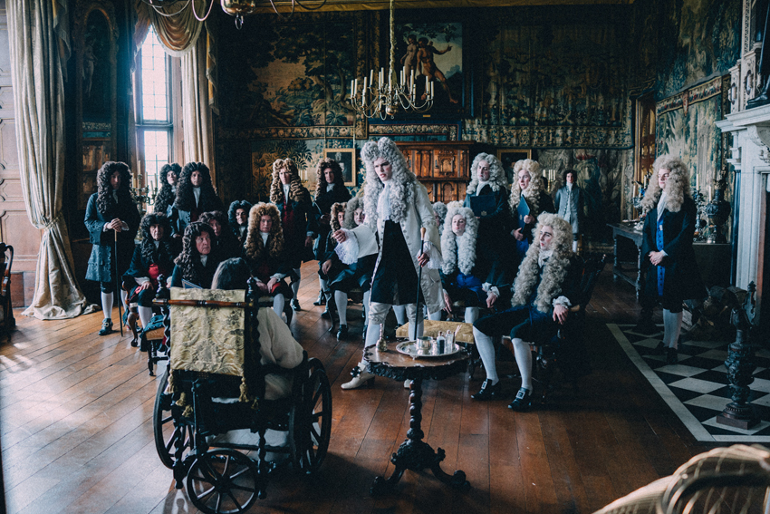 the favourite production design