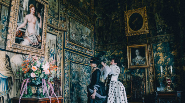 Luxury, licence and debauchery: Creating the world of The Favourite