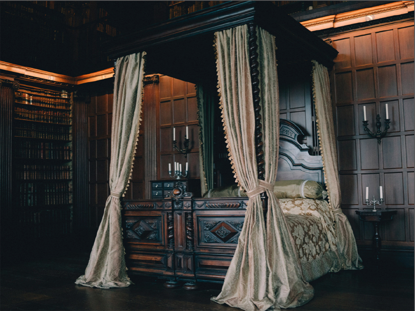 Design and décor of the favourite