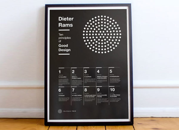 Ten-Principles-of-Good-Design-Dieter-Rams-poster