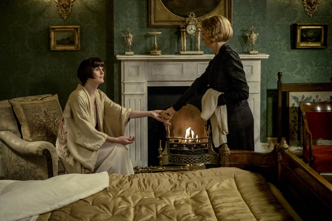 Downton Abbey A Royal Visit Calls For A Mini Makeover Film And