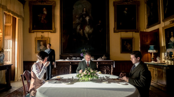 Downton Abbey: A royal visit calls for a mini makeover