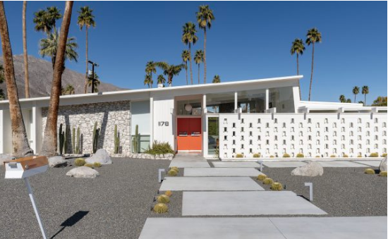 Lights, Camera, Furniture! Film and Furniture at Modernism Week 2020, Palm Springs