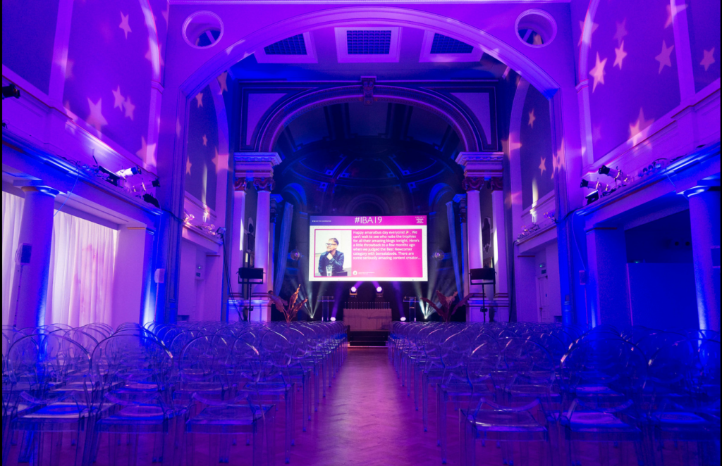 Amara awards interior