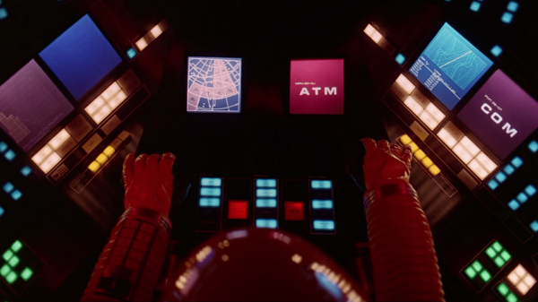 Film and Furniture partner with MoMI NY for Kubrick Space Odyssey exhibition