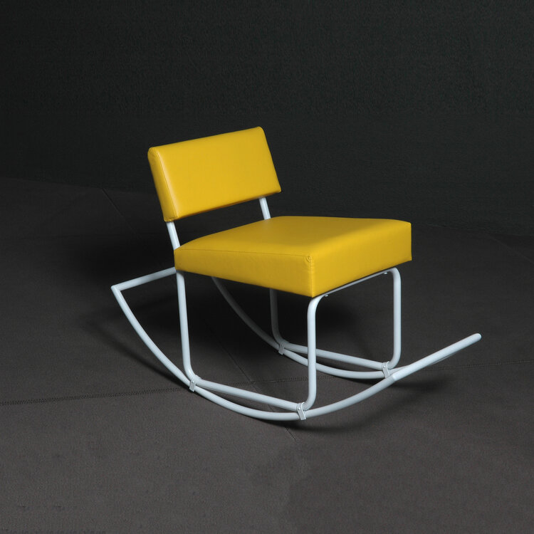 jacques tati mon oncle rocking chair