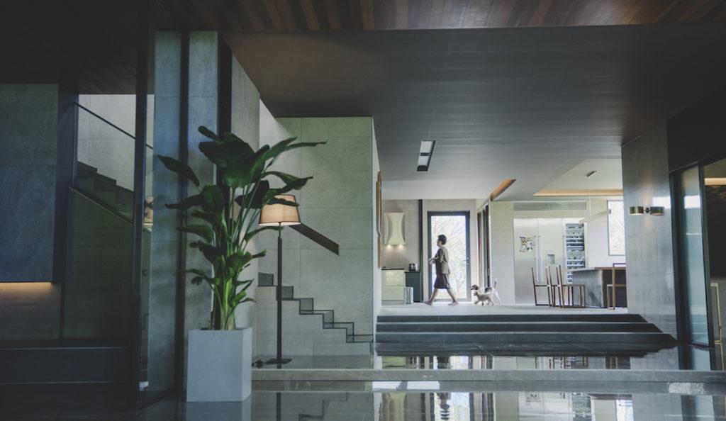 Parasite house design. Art department and design nominations