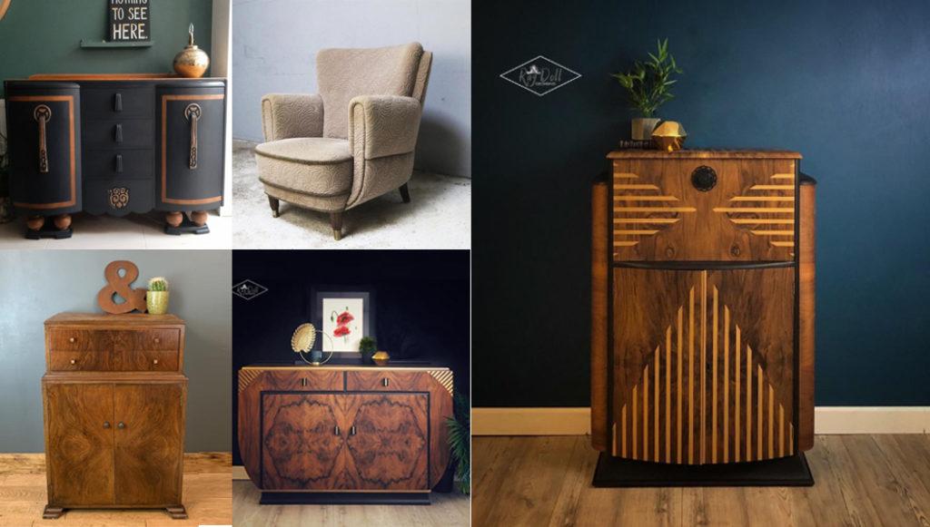 art deco furniture jojo rabbit