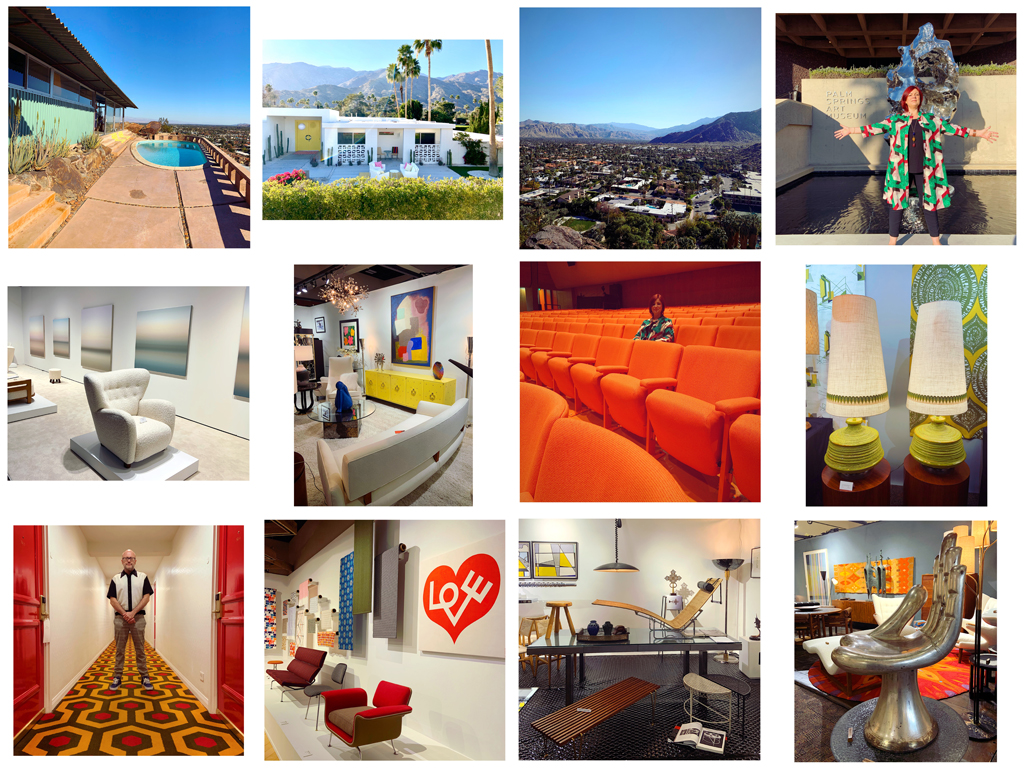 More adventures at Modernism Week, Palm Springs, February 2020. See more/larger photos on Instagram