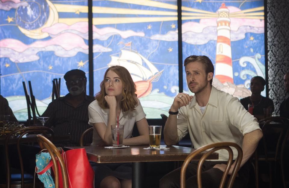 A Thonet Chair was featured in La La Land