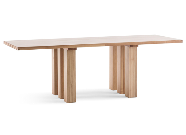 La Basilica Table by Mario Bellini