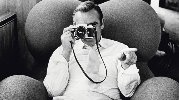 Behind-the-scenes of Bond: Photographs by Terry O'Neill on show