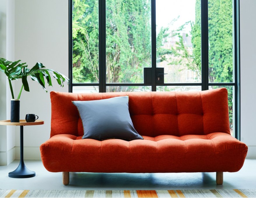 The Kota sofa is a fun, friendly and flexible sofa bed