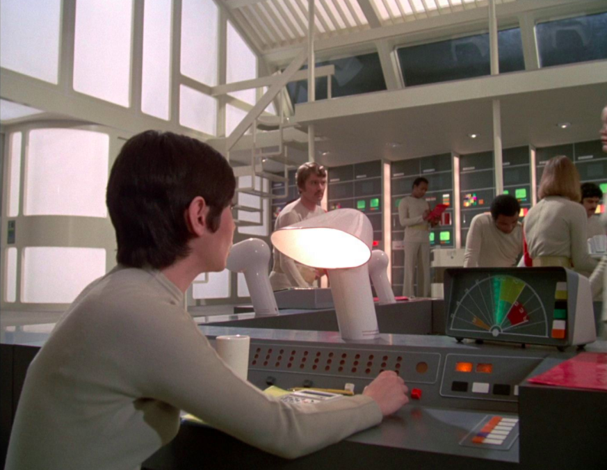 space 1999 space age furniture