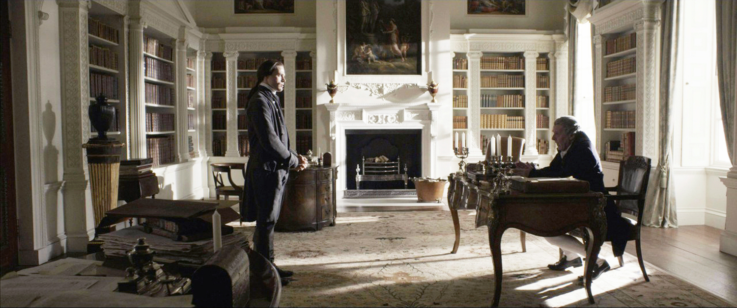 Lord Mansfields study at Kenwood House