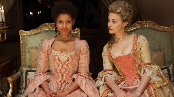 Belle: The story of an important figure in Black British history set amid some fine period interiors