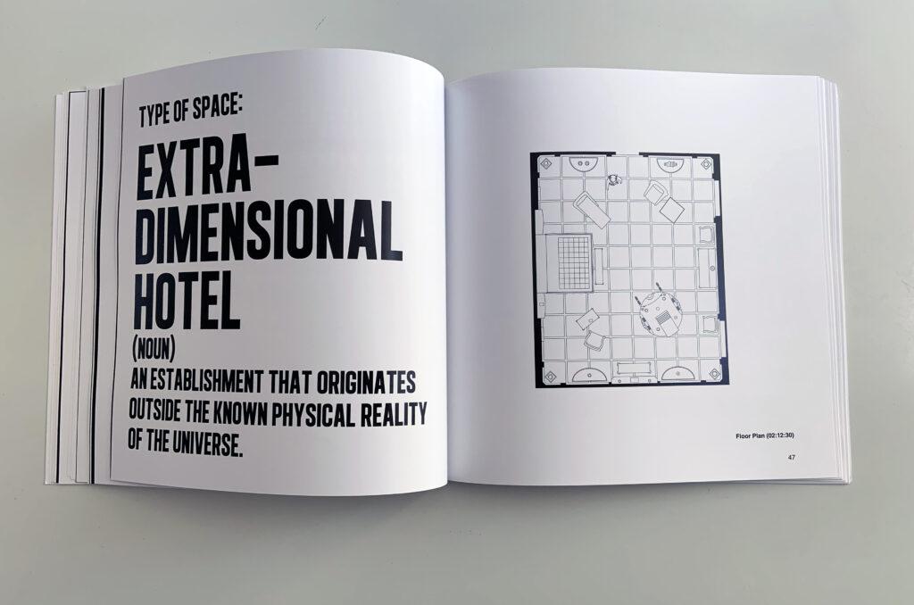 Architecture of Cinematic Spaces film book