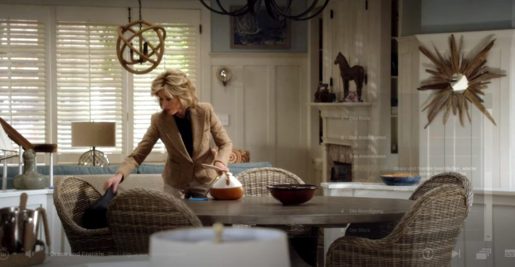 grace and frankie interiors