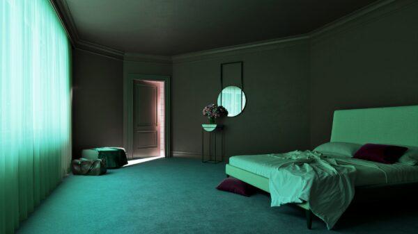 Hitchcock inspired interiors