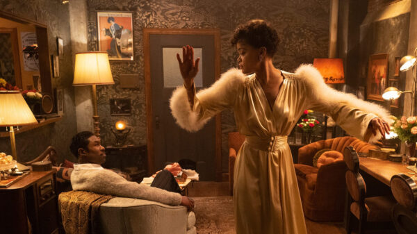 The rich, deep decor of Lee Daniels' Billie Holiday biopic