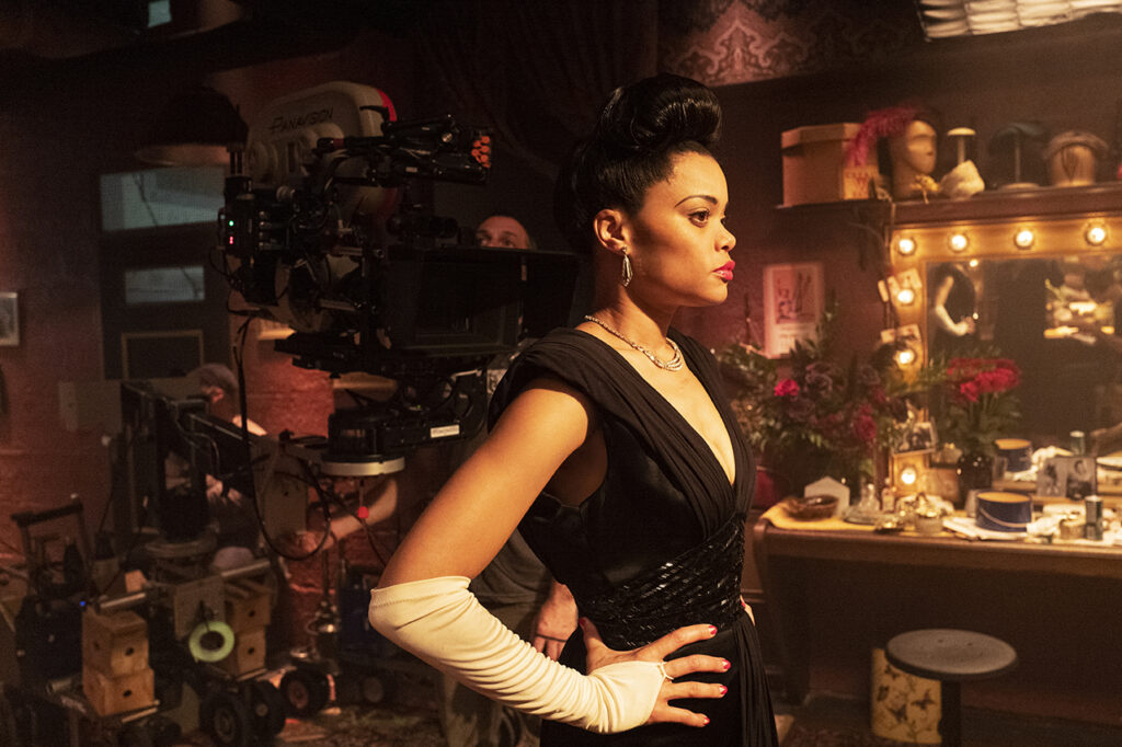 Daniels' new Billie Holiday movie